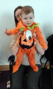 Halloween Baby and Toddler Group Party Pictures